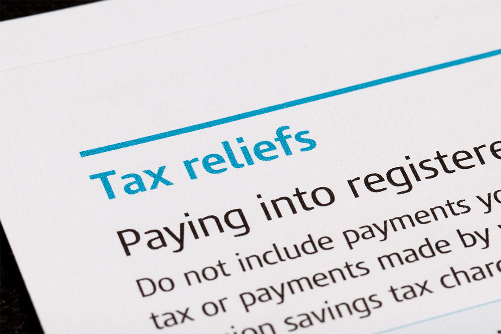 Tax Relief For The Employed