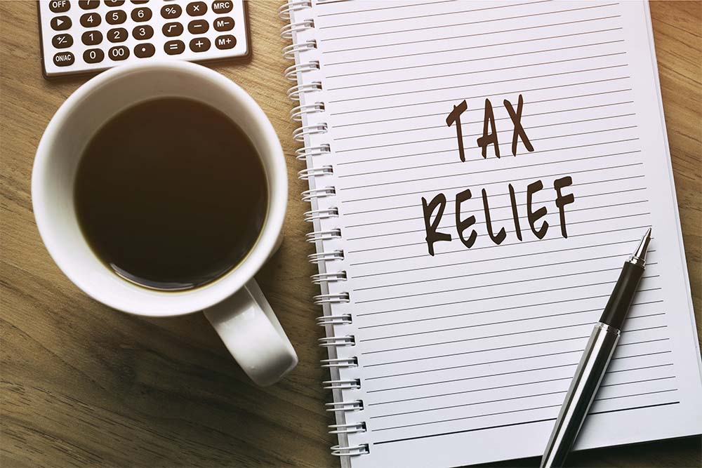 Self-employed Income Tax Relief- Are You Claiming All You Could?