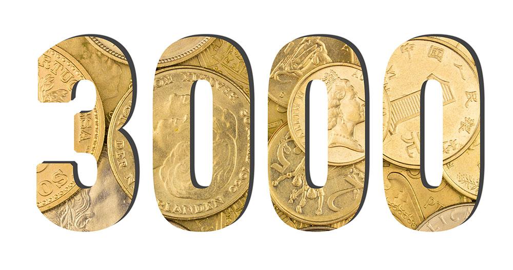 £3000 loan