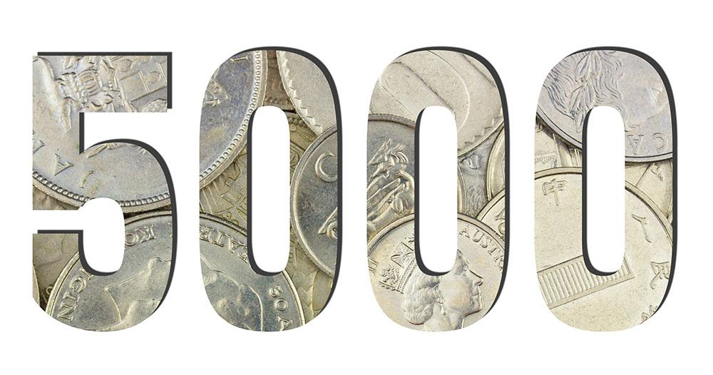 £5000 loan