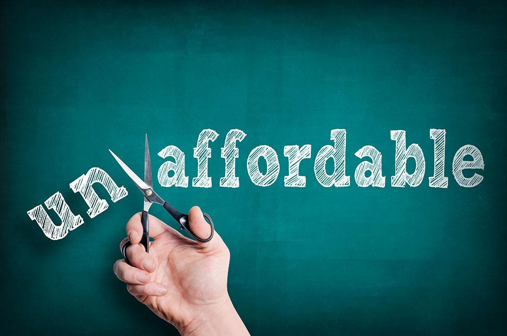 Affordability Checker