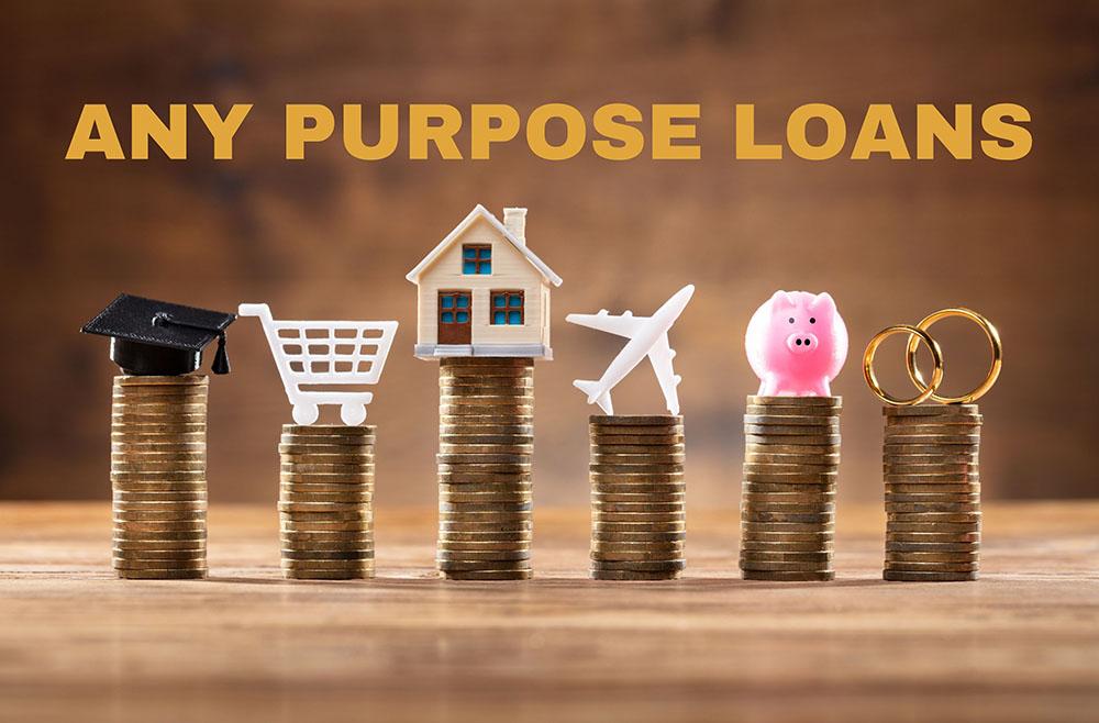 any purpose loans