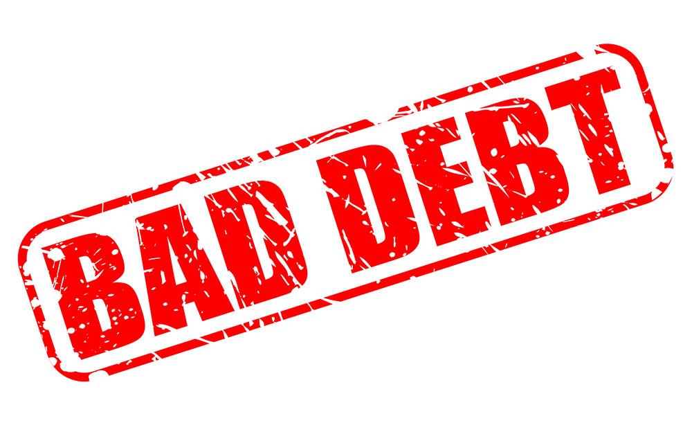 bad debit loan