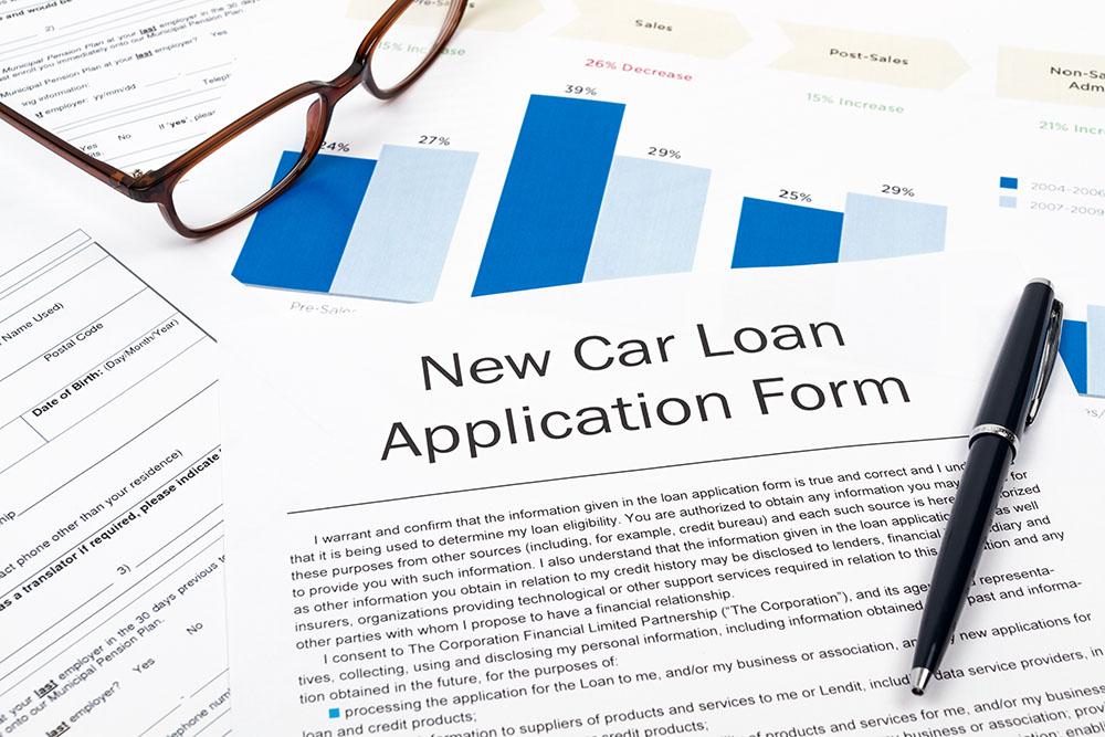 new car loan