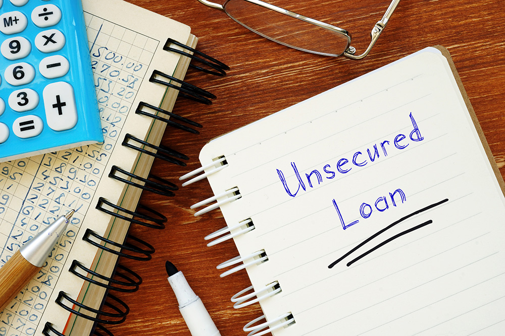 Unsecured Loans
